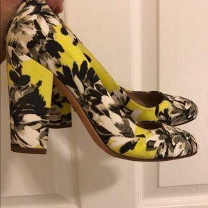 J Crew heels